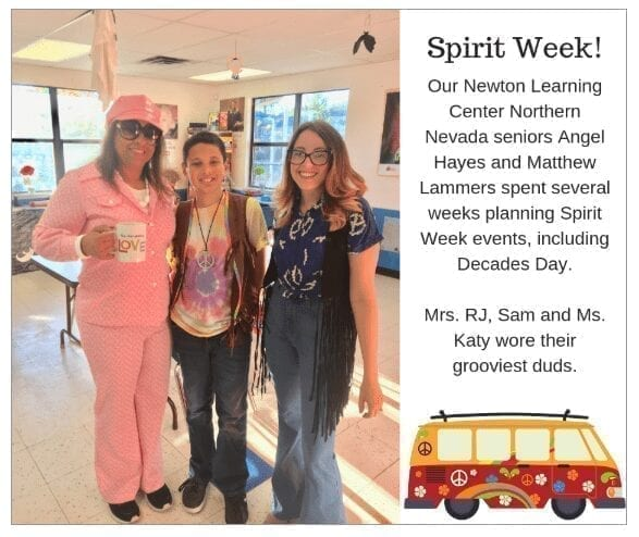 Spirit Week NLCNV